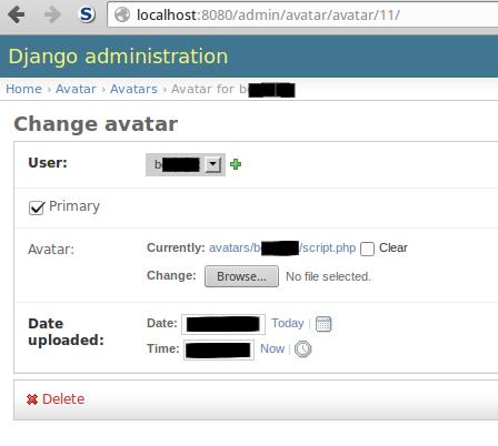 Django Image Validation Vulnerability – Insinuator net