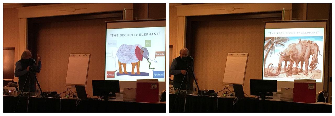 Sergey Bratus & the Security Elephant