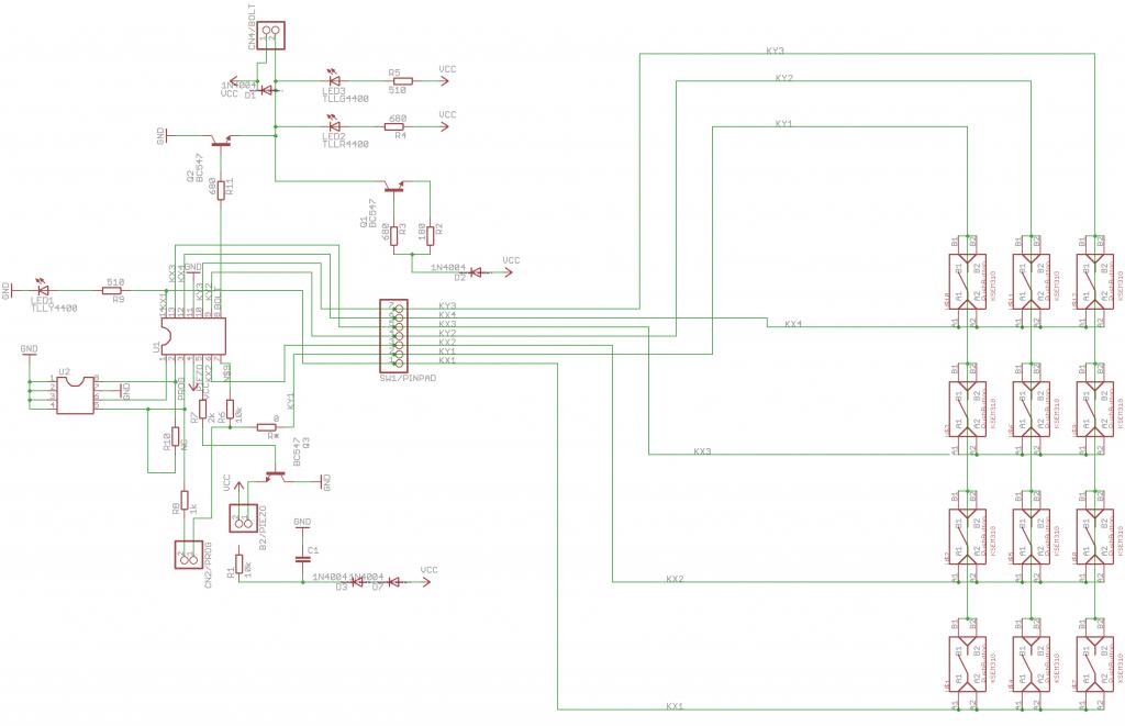 DVS Schematics