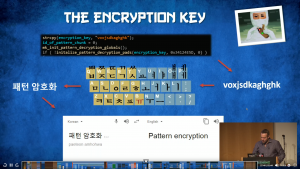 pattern encryption